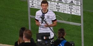 穆勒当选德国7-1击败拉脱维亚一役最佳球员,连续两场获最佳