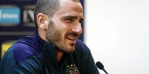 博努奇:我想到意大利能有这样的表现,此前我们已连胜多场