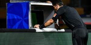 科贝:欧足联认定欧洲杯VAR准确率100%,斯特林点球是正确判罚