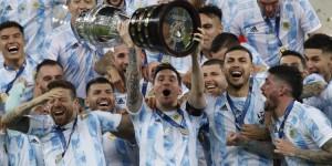 阿根廷总统回应巴西总统要赢5球言论:他们的组织工作做得很棒