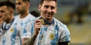 马丁内斯:若能和梅西一起踢每一场比赛,我将会变得更出色