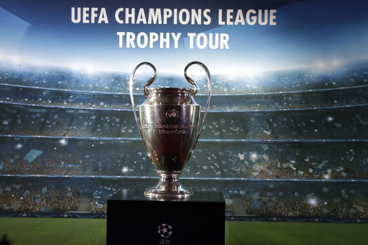 电讯报:欧冠决赛在波尔图还是温布利举行将取决于现场观众人数
