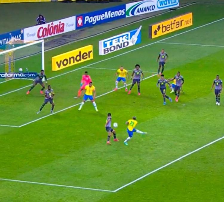 巴尔博萨的快乐足球😂