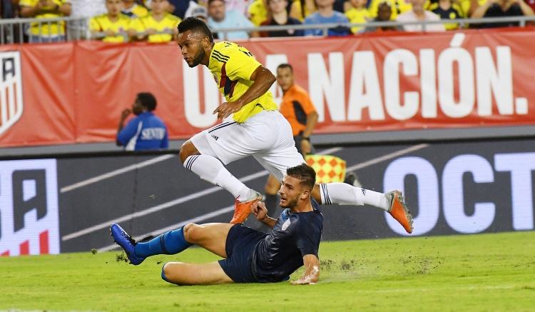 巴媒:有中国俱乐部有意哥伦比亚国脚中锋博尔哈