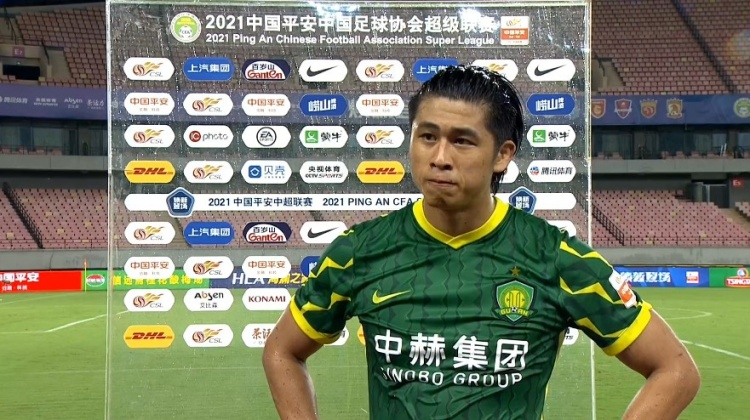 张玉宁:大雨影响双方发挥,外援不在但我们本土球员发挥了作用