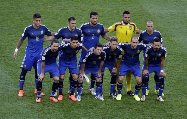 ⌛时间啊!2014年世界杯亚军阿根廷阵容已有9人退役