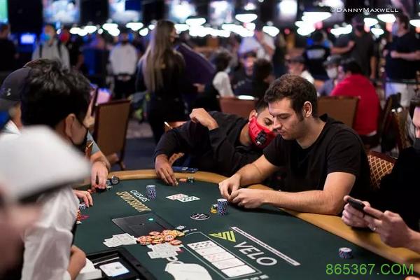 超级碗冠军Michael Addamo,在WSOP上屡战屡败……